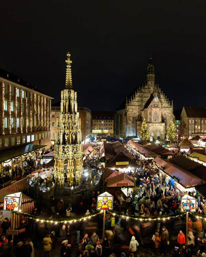 Christmas Markets In Germany The Best European River Cruises
